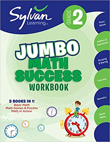 Use math workbooks to help your child get ahead in math