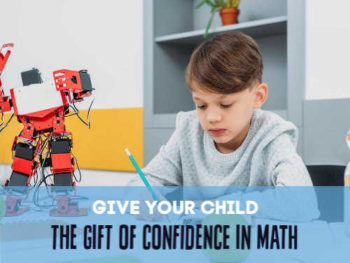 How to help your child do well at math