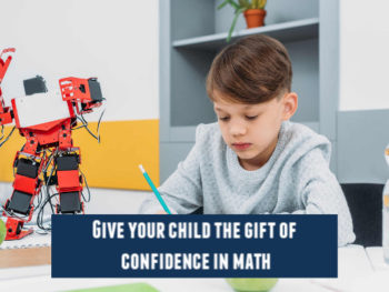how your child can excel in math